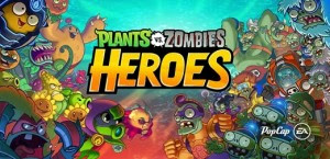 Plants vs. Zombies Heroes MOD APK v1.16.10 Full Hack Unlmited Money Terbaru Juni 2017