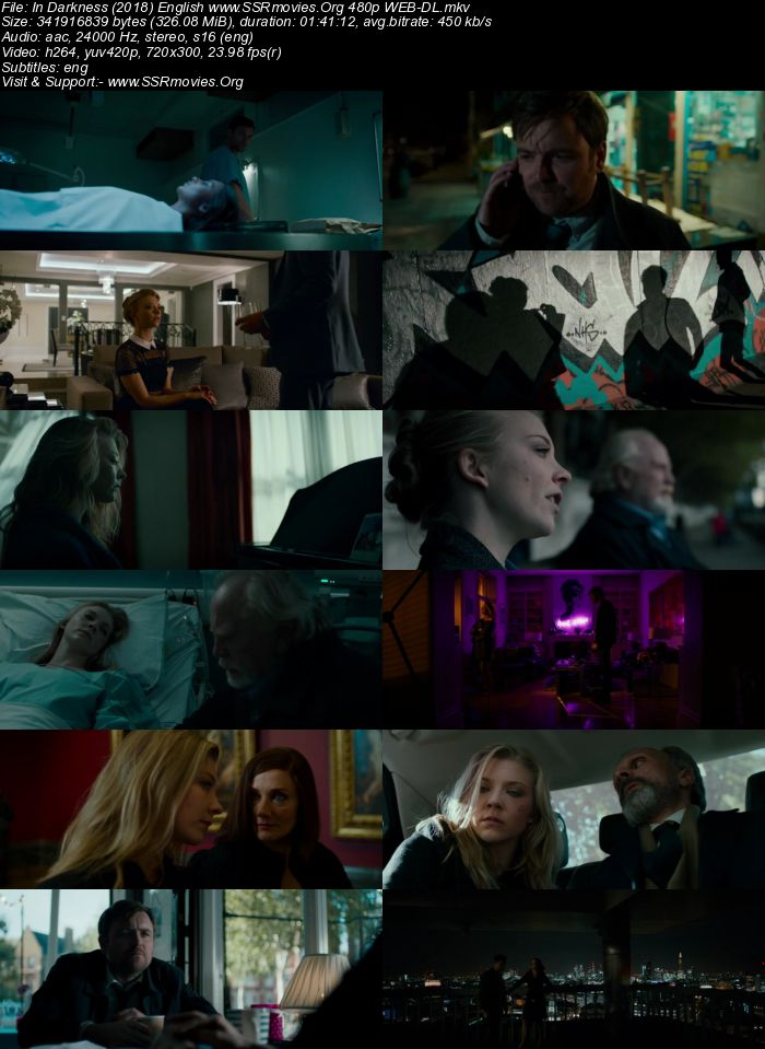 In Darkness (2018) English 480p WEB-DL 300MB