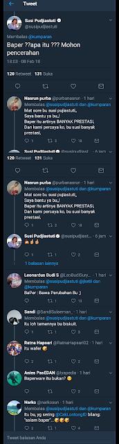 twitwor Susi pujiastuti dan fadlizon