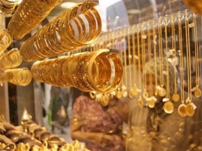 اسعار الذهب, محلات الصاغة, سعر الذهب اليوم,