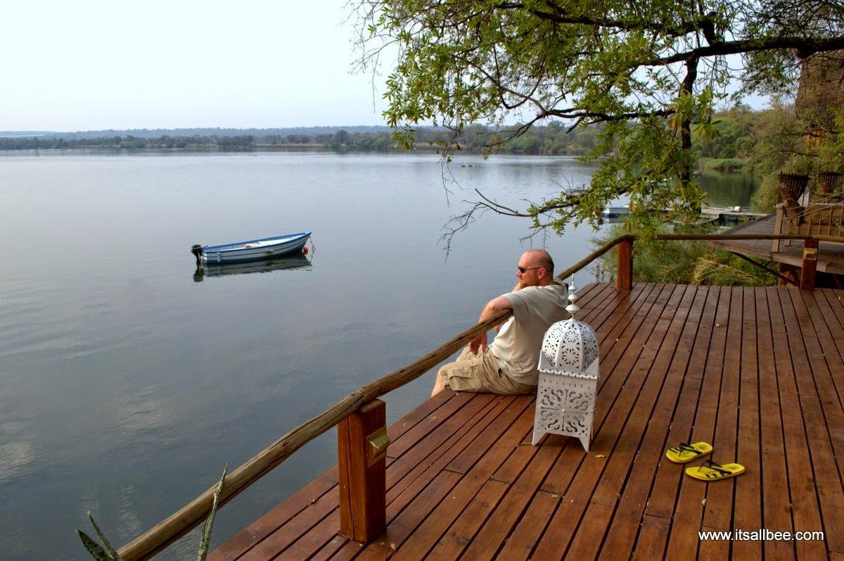 Tongabezi on the Zambezi - Livingstone Zambia