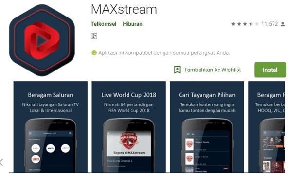 bonus kuota videomax dapat digunakan untuk nonton piala dunia secara live disini