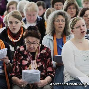 Cristianos de Iglesia Evangélica Alemana