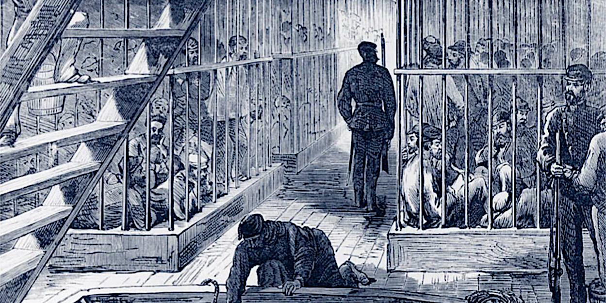 Convict transportees to Australia