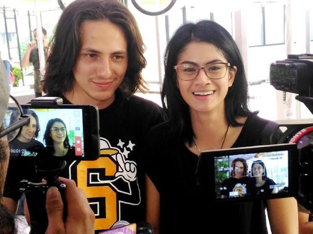 Dylan Carr Bercita-cita Gelar Pernikahan di Belitung