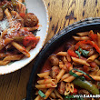 Skillet Sausage and Pepper Pasta