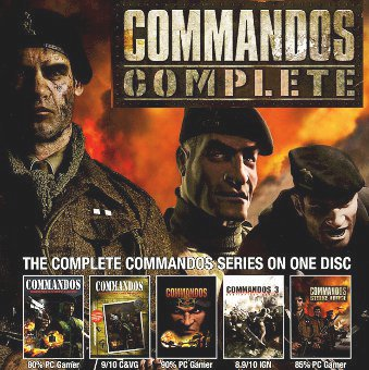 Game download 2 commandos courage of full men free