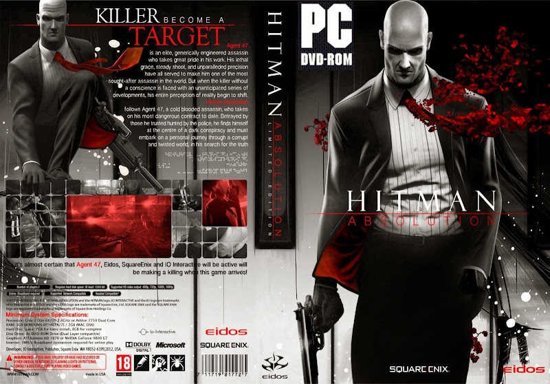 Hitman Absolution   DLCs PC full game ^^nosTEAM^^Hitman Absolution   DLCs PC full game ^^nosTEAM^^