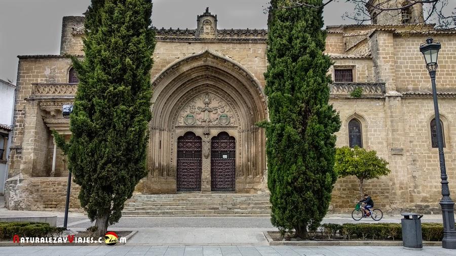 Iglesia de San Pablo, Úbeda