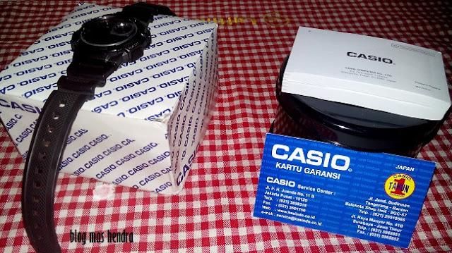 Unboxing Jam Tangan Casio - Blog Mas Hendra