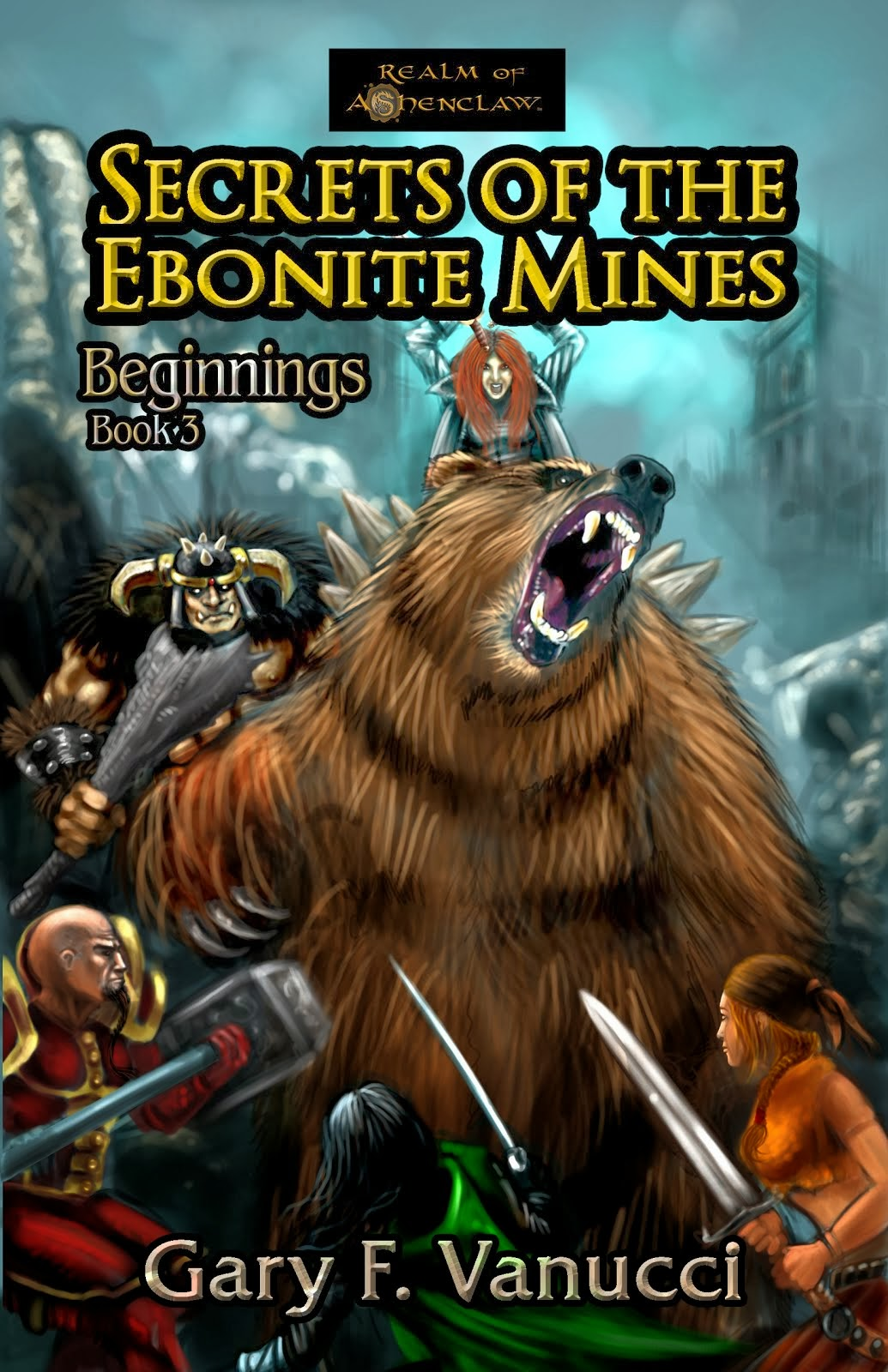 Secrets of the Ebonite Mines