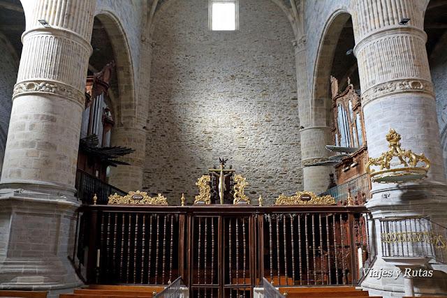 Colegiata de Santa María del Cluniaes, Villafranca del Bierzo,León