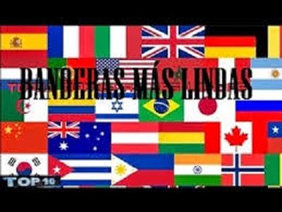Banderas Más Bonitas del Mundo