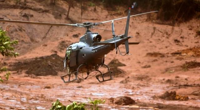 Sobe para 84 o número de mortos em barragem de Brumadinho