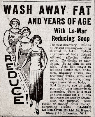 La-Mar Reducing Soap