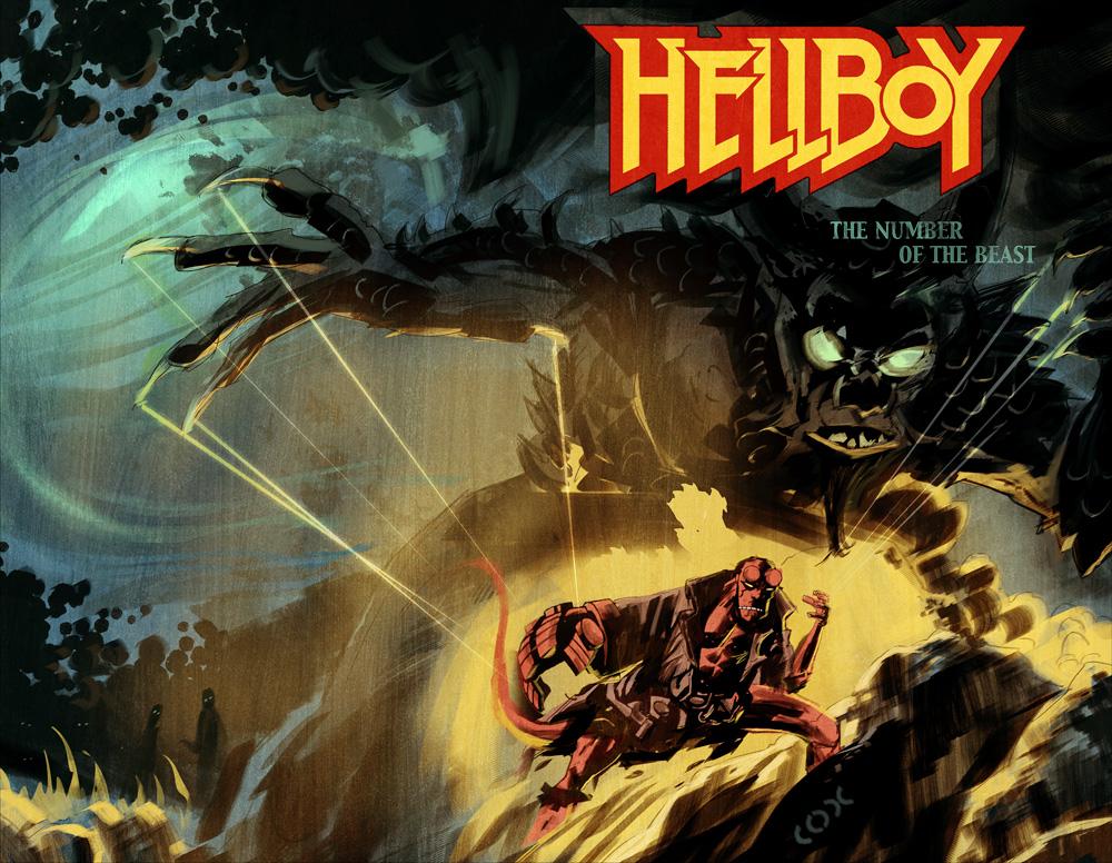 Daniel James Cox's Hellboy