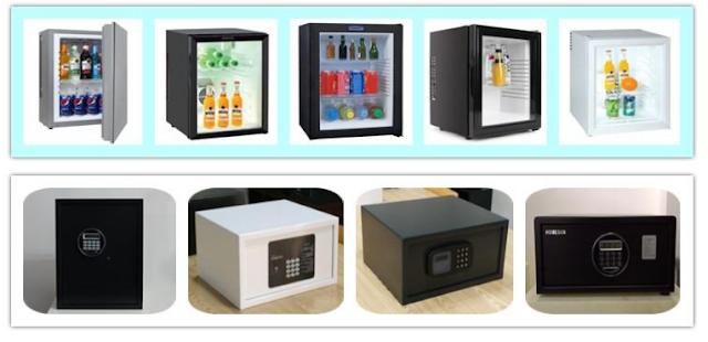 Dự án cung cấp tủ mát minibar Homesun cho Furama Resort