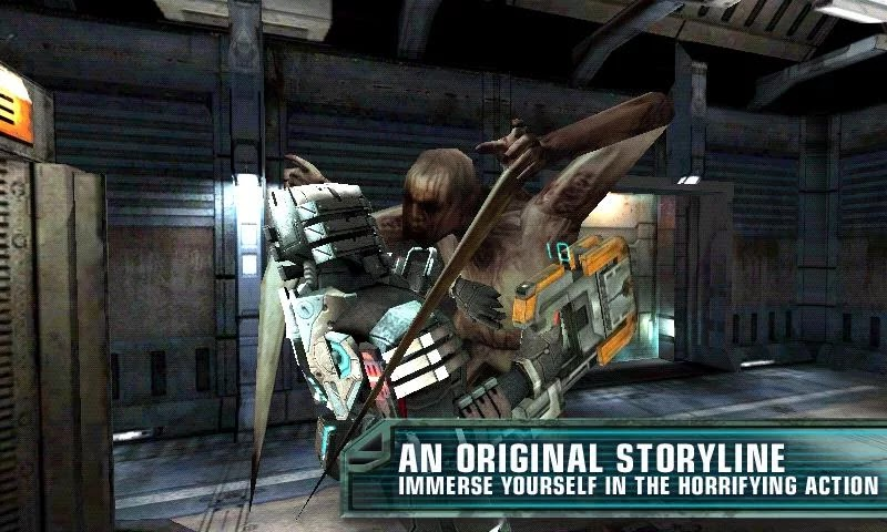 Download - Dead Space™ Ultra HD APK Oficial  29/03/2017