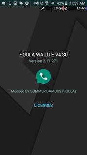Soula WA Lite v4.30