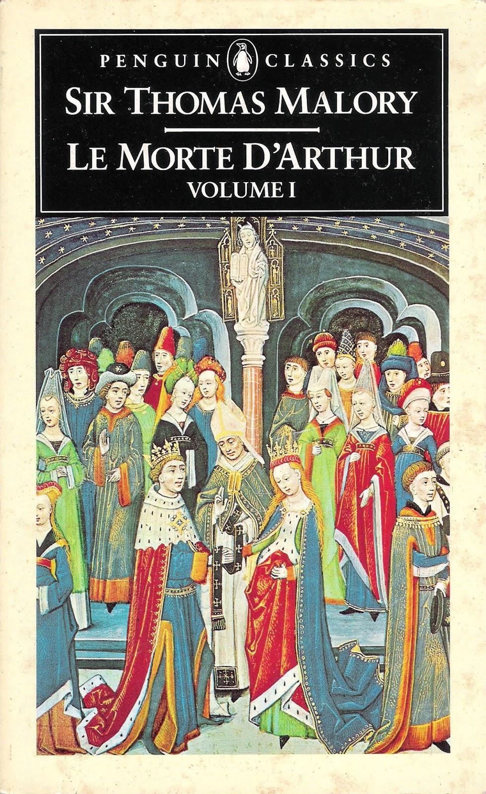 the day of destiny le morte d arthur