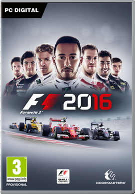 F1 2016 PC Full Español (Carreras) [Mega]