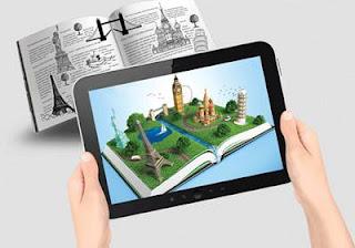 Kumpulan Aplikasi Augmented Reality Android Terbaik Support AR Terbaru Gratis Keren