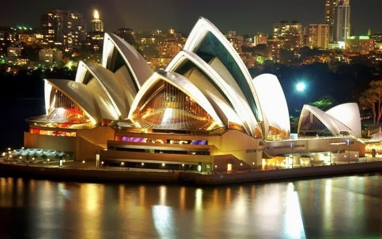 sydney opera house architecture analysis