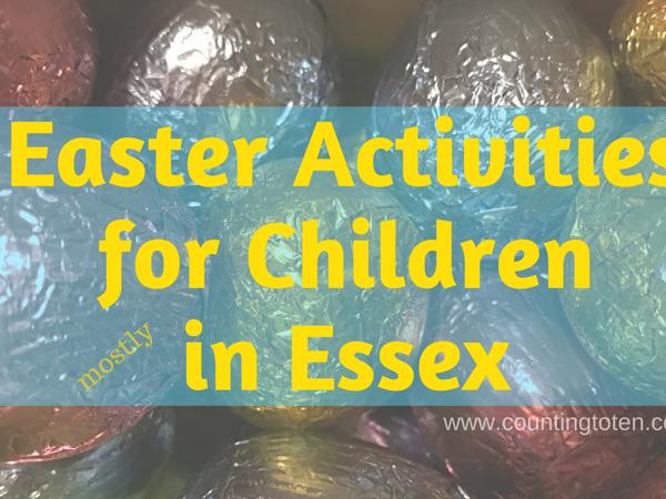 Easter Activities for Children in Essex