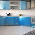Tủ bếp gỗ Laminate - tiêu chuẩn công nghệ châu Âu.