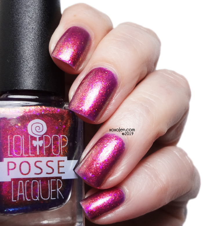 xoxoJen's swatch of Lollipop Posse The Best of the Best