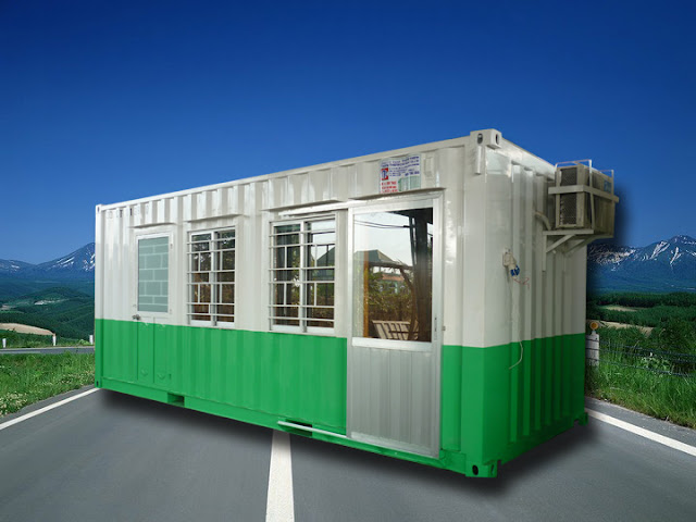 Nơi thuê container văn phòng giá rẻ tại Bình Dương Container-van-phong