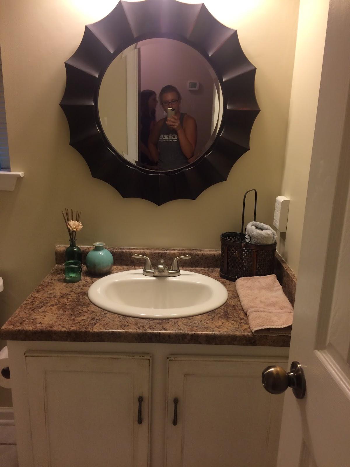 Jennifer Wood Fitness : Small Bathroom Remodel