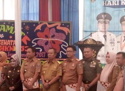 Sepuluh Puskesmas di Kabupaten Lampung Timur Terima Sertifikat Akreditasi Madya dari Kementerian Kesehatan RI