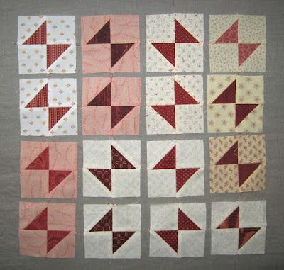 Quilters Madder Part 3