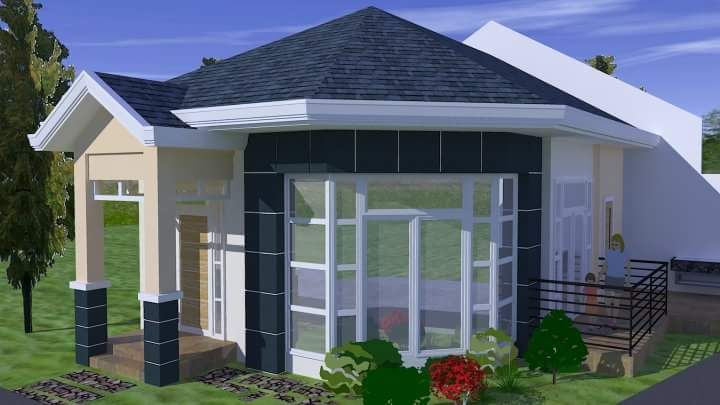 20 small beautiful bungalow house design ideas ideal for philippines - Small House Design Ideas