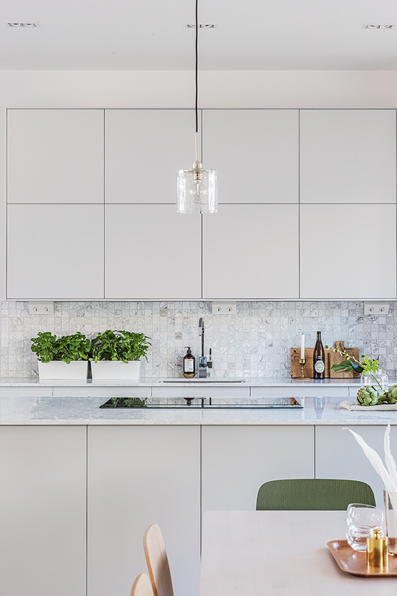 DESIGN TREND: Handle free kitchen cabinets | Lagerlings
