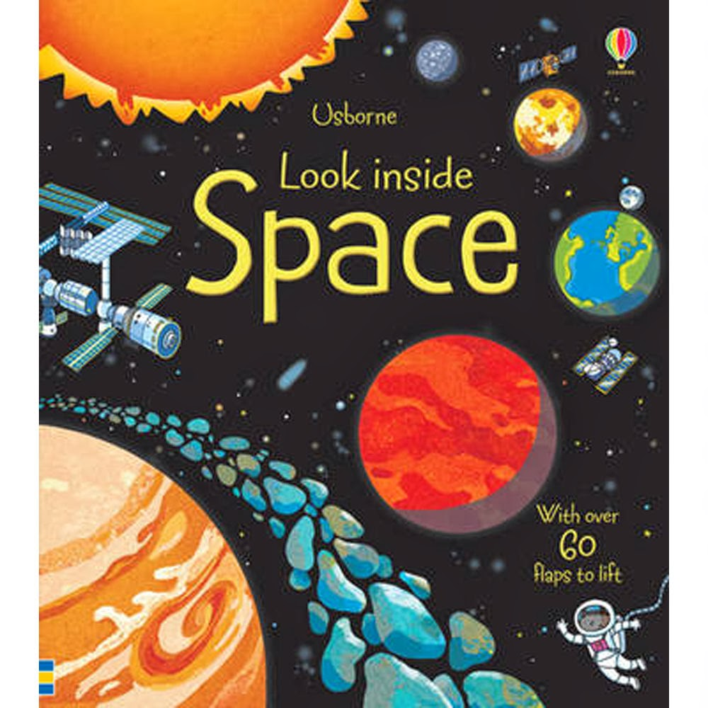 Fiction Books For Children about Space