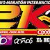 Elisha Korir de Kenia  vence en el Medio Maratón del Oxxo 2017