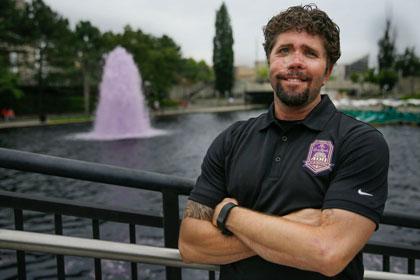 VA Military Hero Receives VIP #NASCAR Experience - Jason Redman