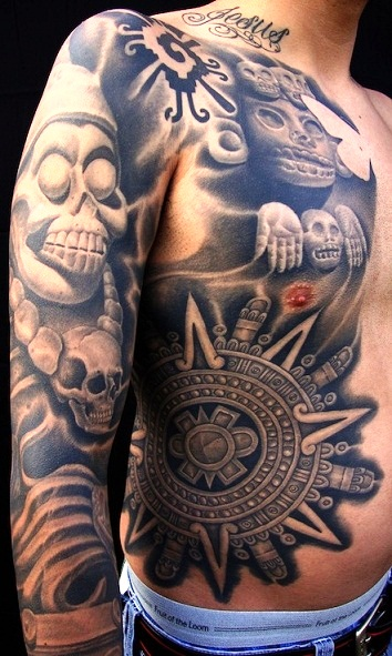 Best Sleeve Tattoos Idea For Men