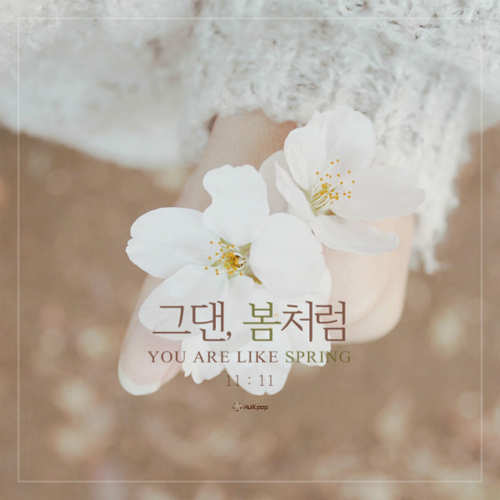 [Single] 11:11 – You Are Like Spring