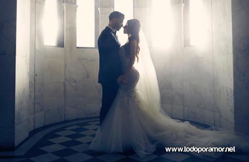boda y baile de la actriz Melissa Molinaro