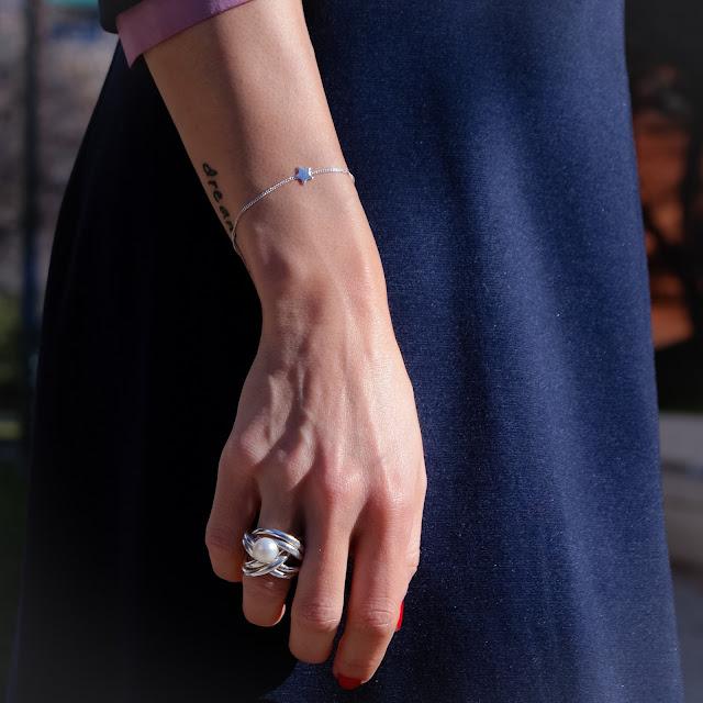 LOOK Preppy Style, anillo tous
