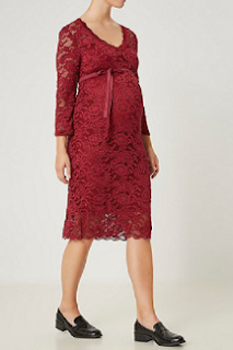 maternity wedding guest outfit