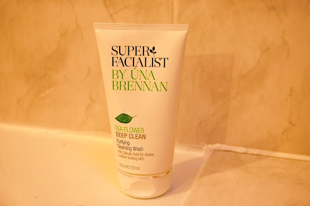 Super Facialist Salicylic Acid Purifying Cleansing Wash Review