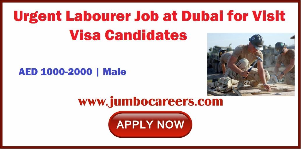 Labourer-Job-Dubai  Th P Job For Dubai on computer science, civil engineering, for guyanese, quantity surveyor,