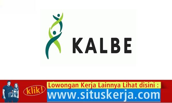 lowongan kerja terbaru kalbe nutritionals info lowongan