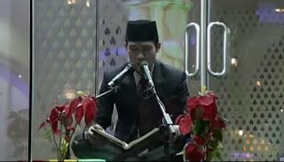 Juara 3 MTQ Nasional 2014 (H. Dasrizal - Qiro'ah Sab'ah Dewasa Putra)