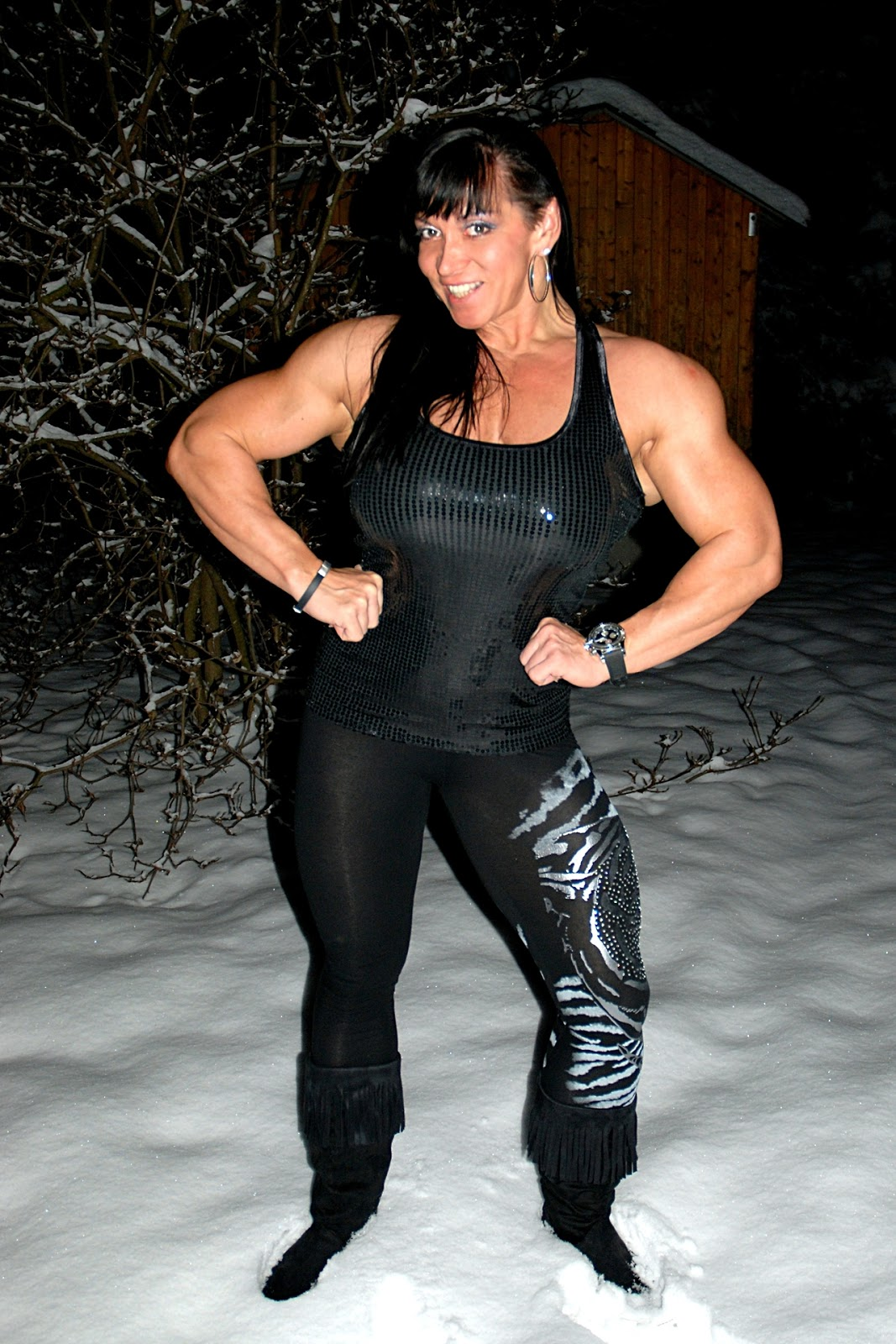 Best Female Muscle Porn