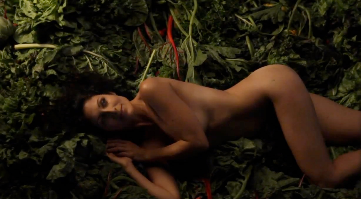 Consider, that lisa snowdon naked for peta absolutely agree